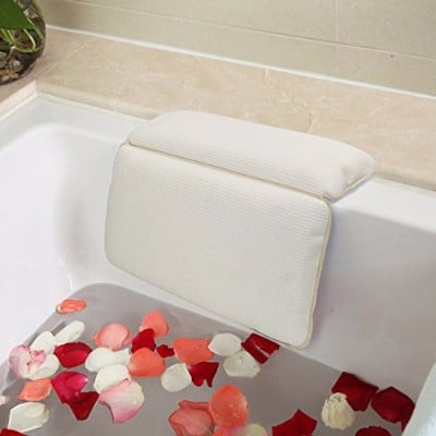 Best Non-Slip Bath Pillows