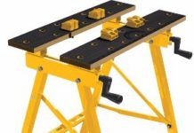 Best Portable Folding Workbenches