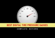 Digital Tire Pressure Gauges