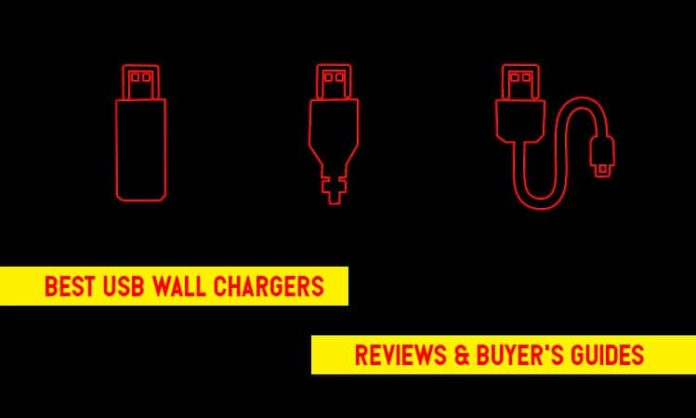 Best-USB-Wall-Chargers
