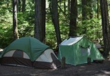 Person Tents