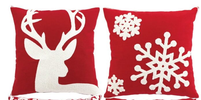 Best Christmas Throw Pillow Covers