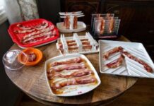 Microwave Bacon Cookers