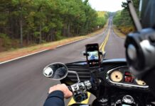 Motorcycle Cellphone Mounts