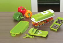 Best Vegetable And Fruit Choppers