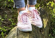 Waterproof Sneakers for Women