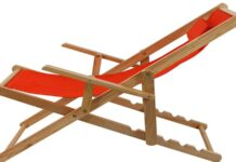 Wooden Sling Chairs