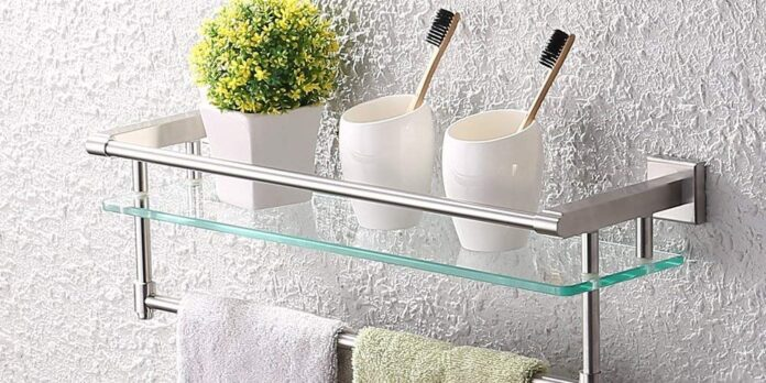 Best Bathroom Wall Shelves