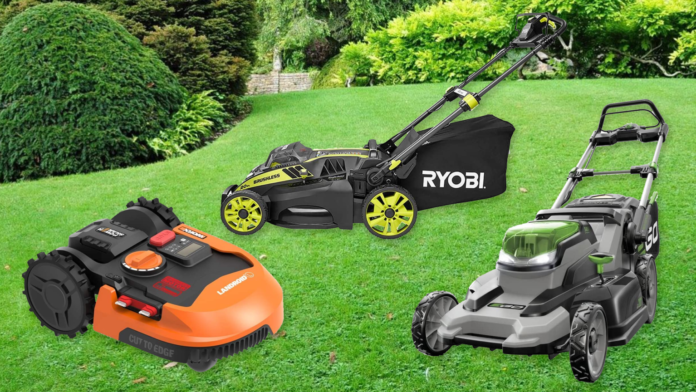 Best Battery Powered Lawn Mower