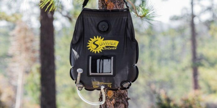 Best Camping Shower Bags