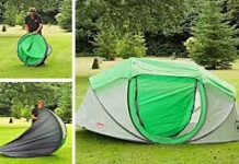 Best Coleman Pop Up Tents
