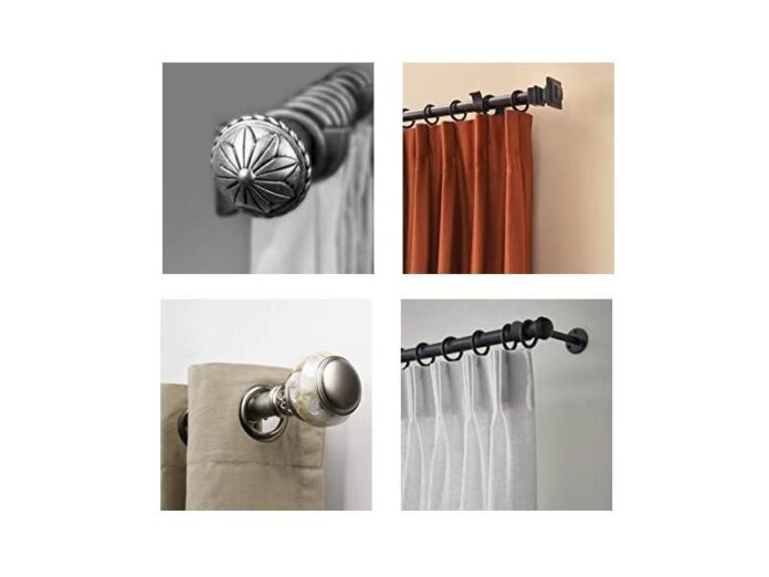 Best Curtain Rods