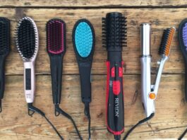 Best Electric Hair Straightening Brushes