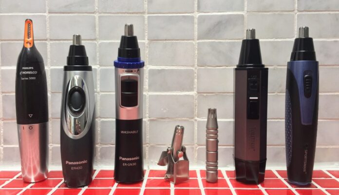 Best Electric Nose Hair Trimmers
