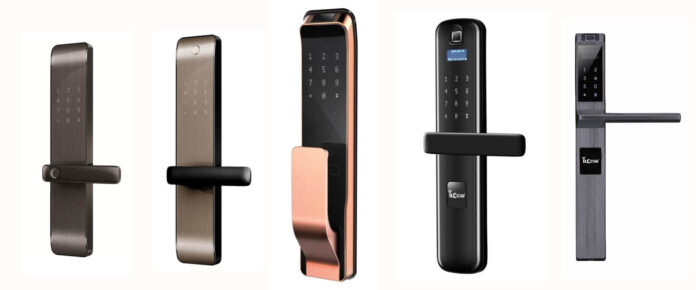 Best Fingerprint Front Door Locks