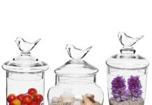 Best Glass Apothecary Jars