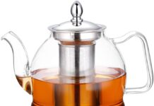Best Glass Teapots with Infusers