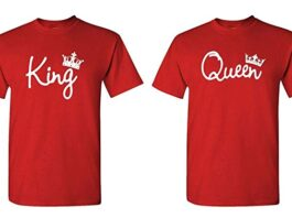 Best King and Queen Shirts