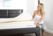 Best Memory Foam Mattress Toppers