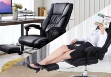 Best Reclining Desk Chairs
