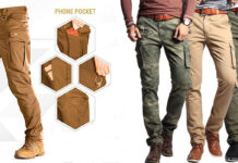 Best Slim Fit Tactical Pants for Men