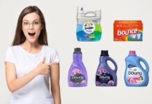 Best Smelling Fabric Softeners