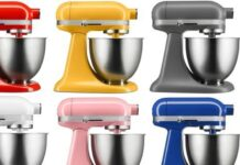 Best Stainless Steel KitchenAid Stand Mixers