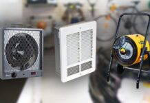Best Electric Garage Heater
