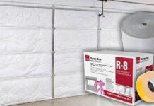 Best Garage Door Insulation Kit