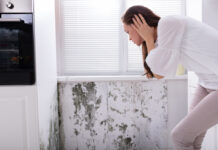 women-found-mold-in-her-house