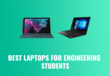Best Laptops for Engineering Students