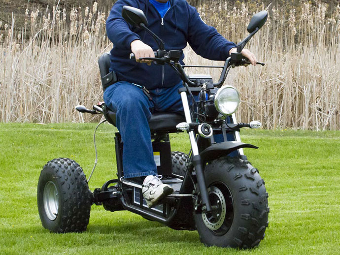 Best Mobility Scooters for Off-Road