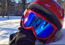 How To Clean Your Snowboard Helmet