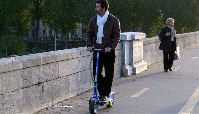 Is an Electric Scooter Suitable for Grown Ups