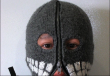 Make Your Own DIY Balaclava