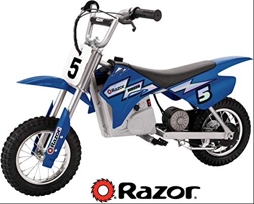 Razor MX350 Dirt Rocket Electric Motocross Bike Review