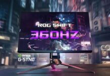Rog-Swift-360Hz-Fastest-Gaming-monitor