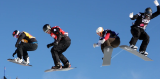Snowboard Cross Rules