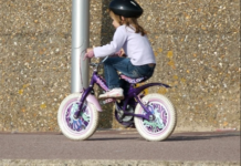 Starting a Toddler on a Balance Bike