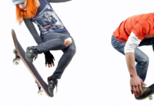 Tips for your First Time on a Skateboard