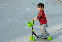 What different Toddlers Scooters can you get