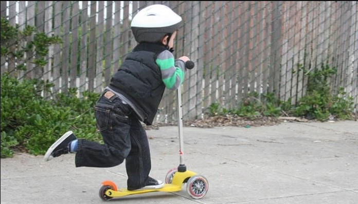 Wheel Scooters safer