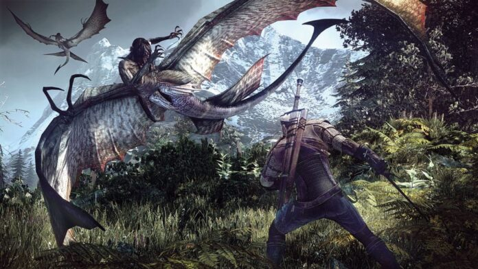 game Witcher 3