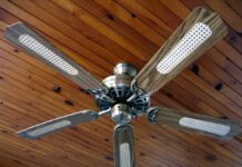 best-brushed-nickel-ceiling-fans