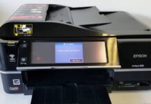 Epson Artisan 835 Wireless