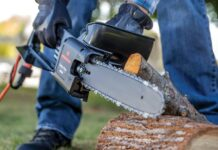 Best Small Electric Chainsaw