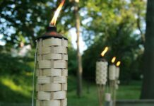 Best Tiki Torch Fuel for Mosquitoes