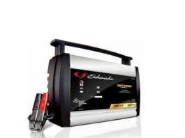 Car Battery with a 12-Volt