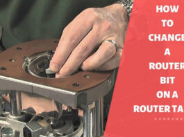 How-to-Change-a-Router-bit-on-a-Router-Table