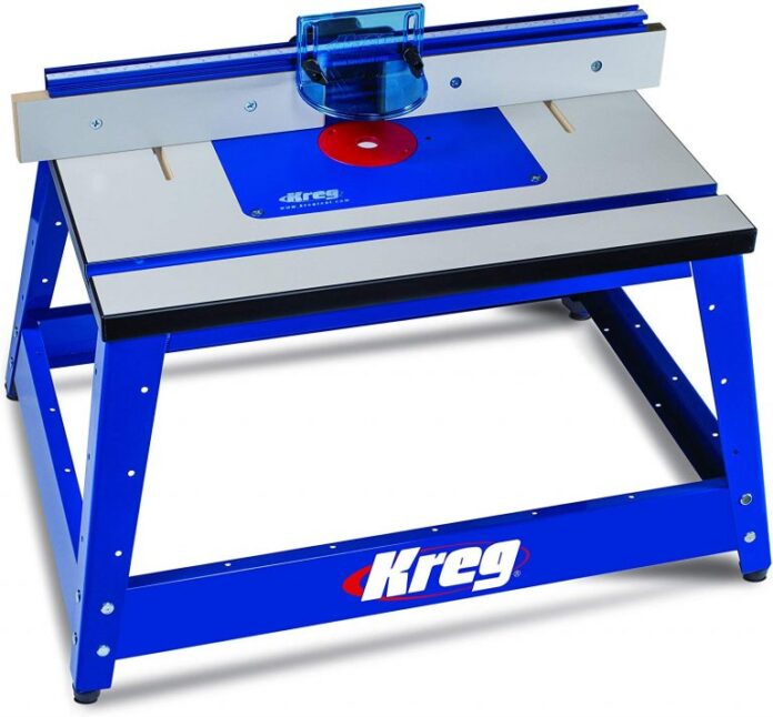 Kreg Benchtop Router Table